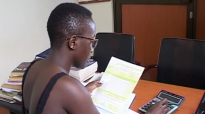 Kansiime Anne will not pay any taxes. - African comedy.mp4