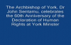 The Archbishop of York speaks at Human Rights Declaration Anniversary. Part Two.mp4