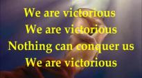 Donnie McClurkin - We Are Victorious ft Tye Tribbett - Lyrics.flv