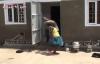 Kansiime Anne enjoys a good beating.