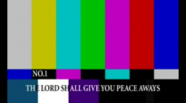 The Lord Shall give you Peace Always 1 by Arch Bishop Benson Idahosa
