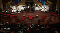 West Angeles COGIC  Christmas at the Cathedral 2013 121513 Bishop Charles Blake