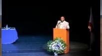 2011 Keynote Speaker Rev Mack King Carter