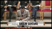 Pr. Ablio Santana  Tangedor de Jumentas