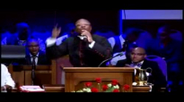 Rev. Dr Marcus D. Cosby He Did IT Again Sermon Close