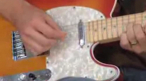 Electric guitar lesson with Paul Baloche