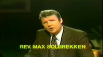 The Blood of the Everlasting Covenant and the Grace of God by Dr. Max Solbrekken.flv