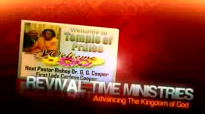 The Chain Breaker Is In The House  Bishop Dr GG Cooper