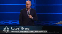 The Honour Key  Pastor Russell Evans