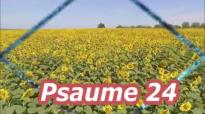 Psaume 24, Découverte Surprise Etonnante, Psalm 24, Bible lecture, Psaume vidéo .mp4