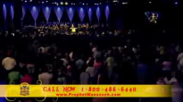 Prophet Manasseh Jordan - Yolanda Adams I love the Lord live.flv