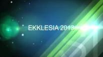 Apstol Robert Kasaro  Prdica  Ekklesia 2013