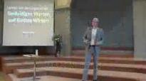 1. Geduldiges Warten auf Gottes Wirken - Lernen aus der Urgemeinde _ Marlon Heins.flv