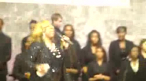 Beverly Crawford Singing He's Done Enough.flv