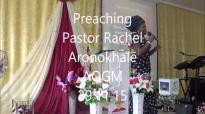 Preaching Pastor Rachel Aronokhale AOGM 29.11.2015.mp4