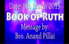 SK Ministries - 8th March 2015, Speaker - Bro. Anand Pillai.flv