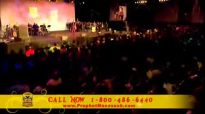 Prophet Manasseh Jordan - Salvation Message Brings THOUSANDS to the Alter in Baltimore.flv