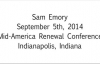 Sam Emory Exploits Sept. 5th, 2014  FULL LENGTH MESSAGE