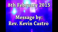 SK Ministries - 8th Feb 2015 , Speaker - Rev. Kevin Castro.flv
