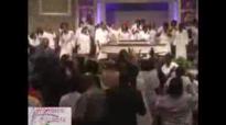 Dorinda Clark Cole Preaching Praying & Dancing.flv