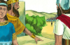 Animated Bible Stories_ Daniel And His Friends Obey God-Old Testament Created by Minister Sammie Ward.mp4