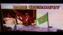 ZAIRE CRUSADE 1987, Archbishop Benson Idahosa et L'apotre Aidine Abala au Congo .mp4