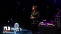 Nakitta Clegg-Foxx performing live at the 2012 Yes Lord Radio Anniversary Party.flv