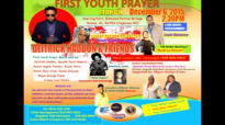 APOSTLE VERYL HOWARD AND THE FIRST YOUTH PRAYER MARCH CONCERT SELMA AL.flv
