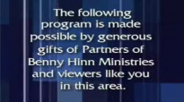 Benny Hinn in Studio with Marilyn Hickey Part 2 of 2
