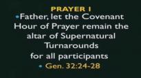 Bishop OyedepoCovenant Hour Of Prayer April 23,2015