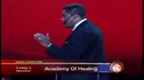 Bishop Clarence McClendon Healing