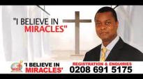 I Believe In Miracles UKWET London 2013 (Advert).flv