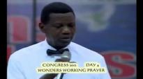 Wonder Working Prayer by Pastor E A Adeboye- RCCG Redemption Camp- Lagos Nigeria