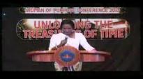 The Language of Time PT1 by Rev. Mrs Funke FelixAdejumo