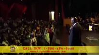 Manasseh Jordan - Spirit of Prophecy Begins to fall during Alter Call.flv