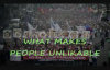 What Makes People Unlikable by Pastor Ed Lapiz