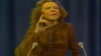 Its not Kathryn Kuhlman, but the Holy Spirit
