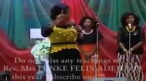 Rev Mrs Funke Felix-Adejumo MOTHER SURMIT.mp4