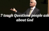 Ravi Zacharias - 7 tough Questions people ask about God.flv