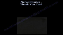 Nerve injury , Injuries .Complete  Everything You Need To Know  Dr. Nabil Ebraheim