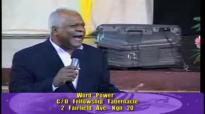 Obedience & Purpose Part 4 Rev Al Miller