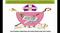 Sierra Leone  Crusade by Apostle Johnson Suleman 1