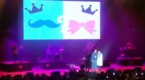 Christine D´ Clario anuncia el sexo de su bebé (Luna Park 21-11-16).mp4