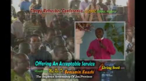 Refined For Acceptable Service by Rev Gbile Akanni 1