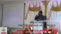 Preaching Pastor Thomas Aronokhale - Anointing of God Ministries_ Last Sunday Church Service 2020.mp4