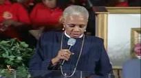 Bishop Millicent Hunter - Nothing Can Kills What God Wants Alive 2.flv