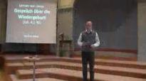 07. Lernen von Jesus - Gespräch über die Wiedergeburt _ Marlon Heins.flv