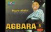 Tope Alabi - Opin Aye (Agbara Re Ni Album).flv
