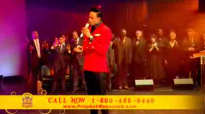 Prophet Manasseh Jordan - 2015 Glory Cloud Earth Is Filled With HIS GLORY.flv