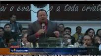 Pastor Nerildo Acioli  Culto de ao de graa Gidees ao vivo